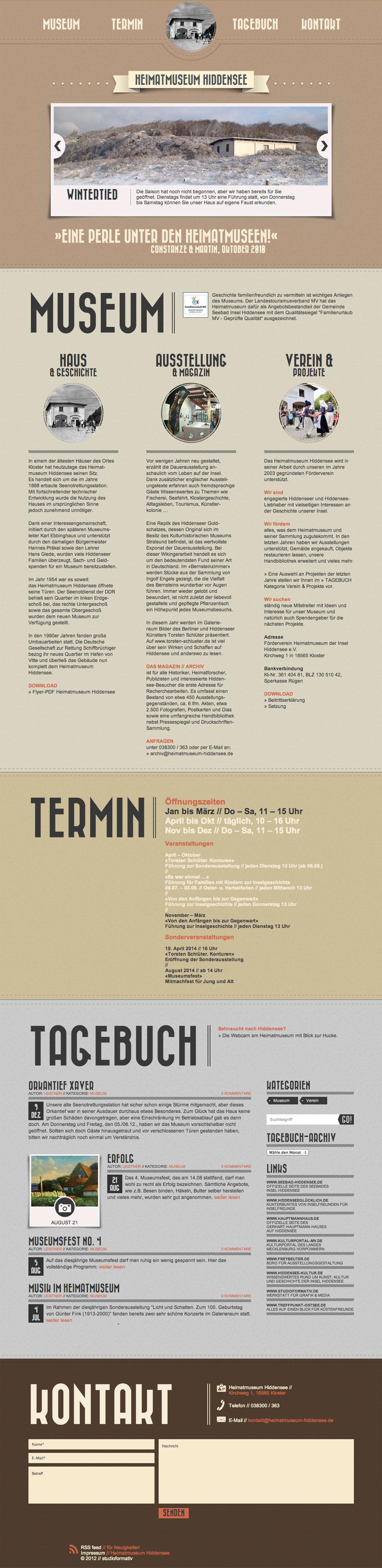 heimatmuseum-hiddensee-onepage-website